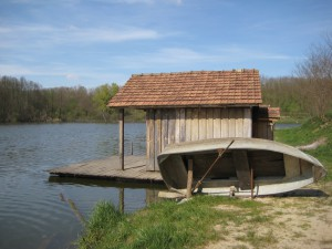 Ruderboot - Hütte 12